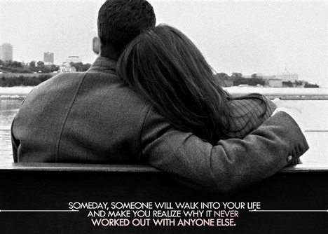 Couple in love quote