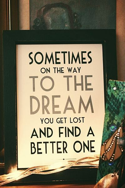Find dream quotes