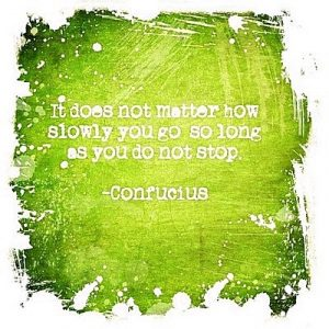 Do not Stop Going