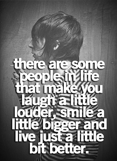 Lough smile positive quote