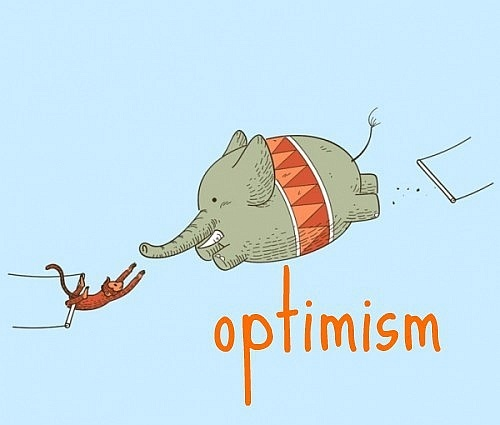 Image result for optimism