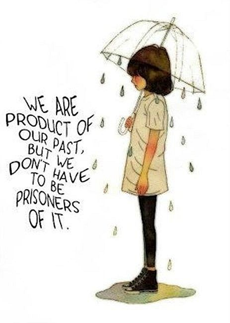 We Are Product Of Our Past…