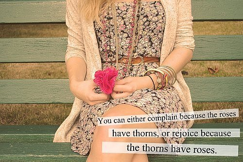 Thorns And Roses quotes
