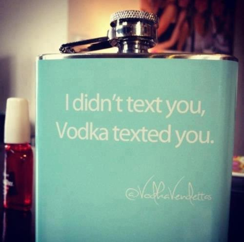 Vodka Drunk quotes