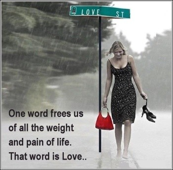 One Word... Love