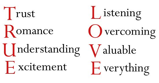 true love meaning quote