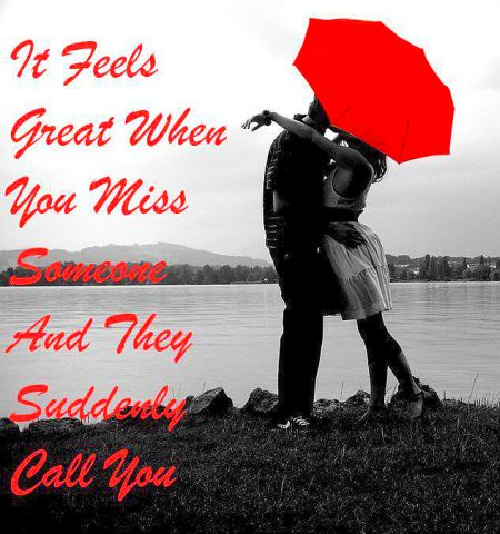 Calling - Miss You quotes