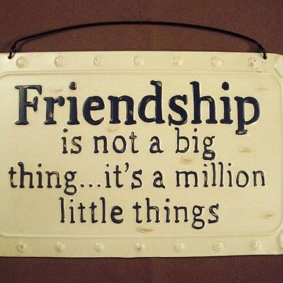 Friendship pictures quotes