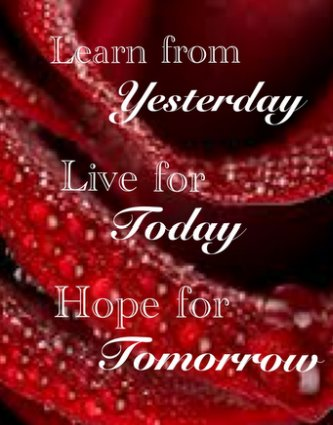 Learn Live Hope quotes