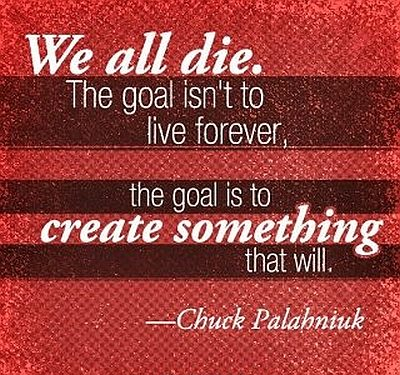 Life death creative quotes