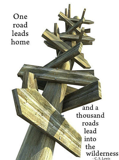 One-Road Home Quotes