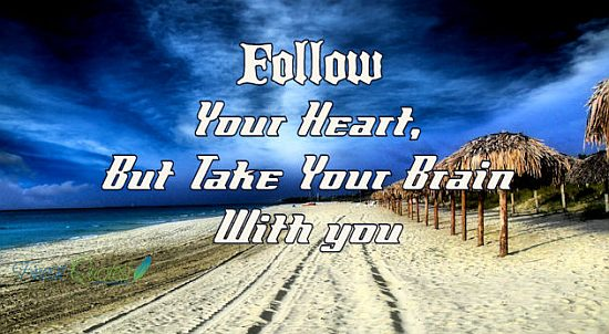 follow-your-heart and brain quotes