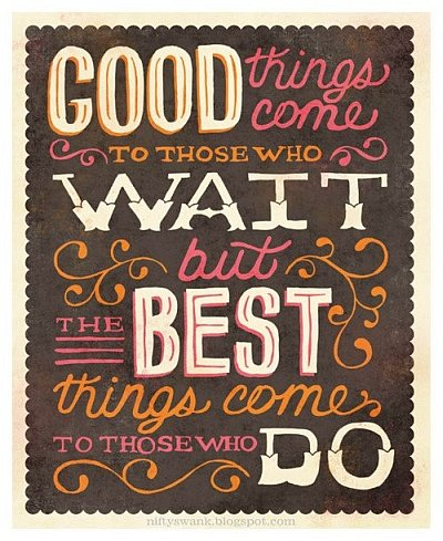 good best things quote