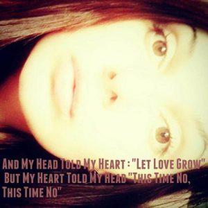 My Heart Told My Head