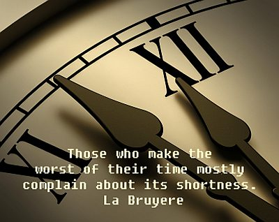time clock picture quotes