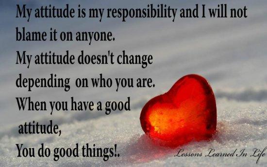Attitude Quote Picture