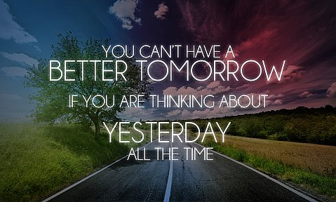 Better Tomorrow - quotes