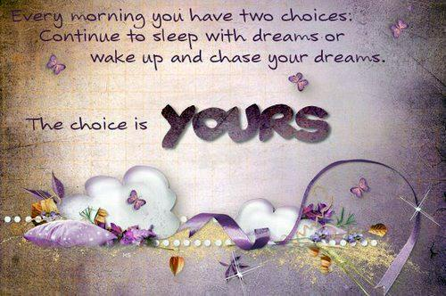 Day Choice quote