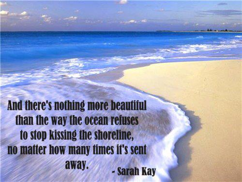 Sarah Kay Beautiful Quote