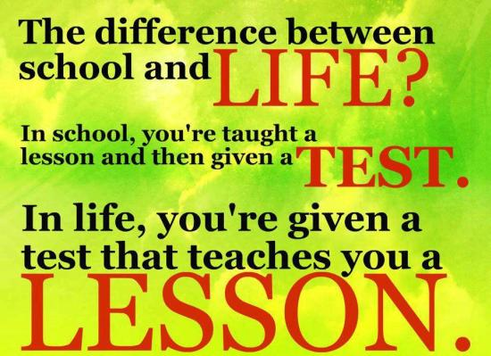 pics photos quotes about school life