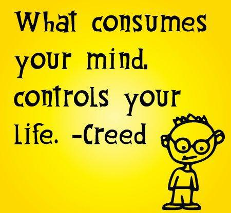 What controls your life