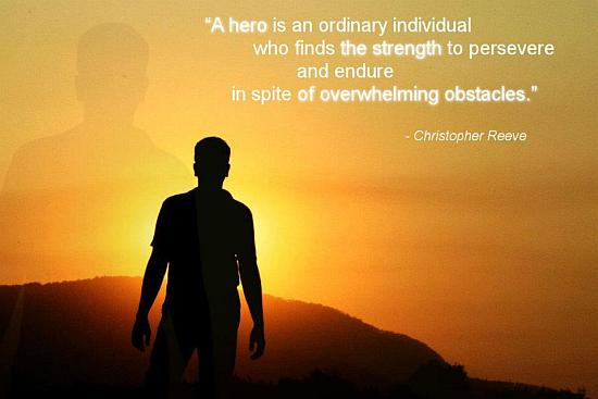 What is Hero - Quote