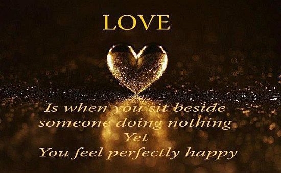 What is Love Quotes