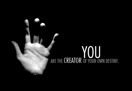 Your hands are your destiny