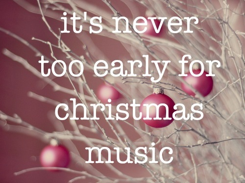 Christmas Music Picturesquotes