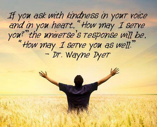 Dr Waine Dyer Quotes