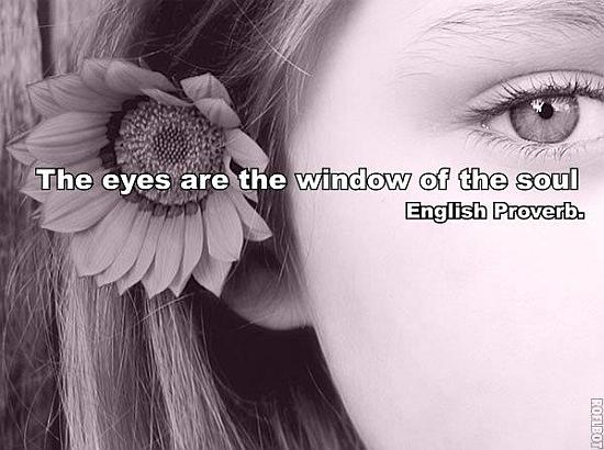 Eyes Quote Proverb