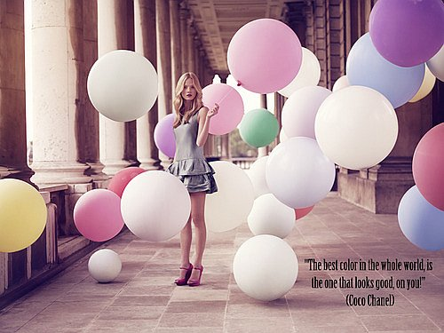 Fashion quotes by Coco Chanel
