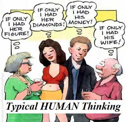 Typical Human Thinking