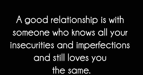 Good relationship quote