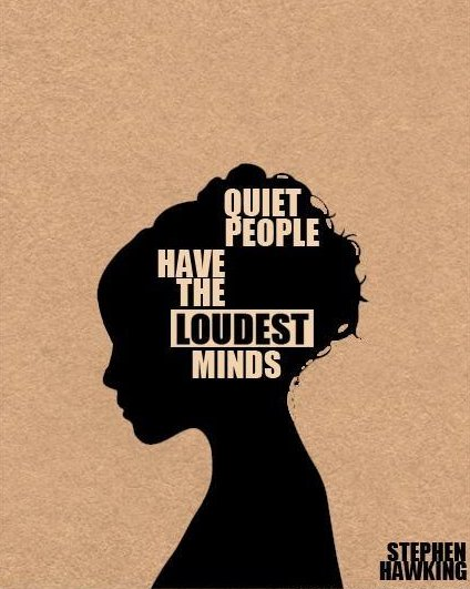 Quet people quotes