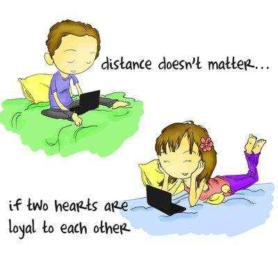 Quote on distance