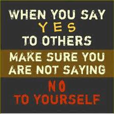 Say Yes to Yourself with Quotes