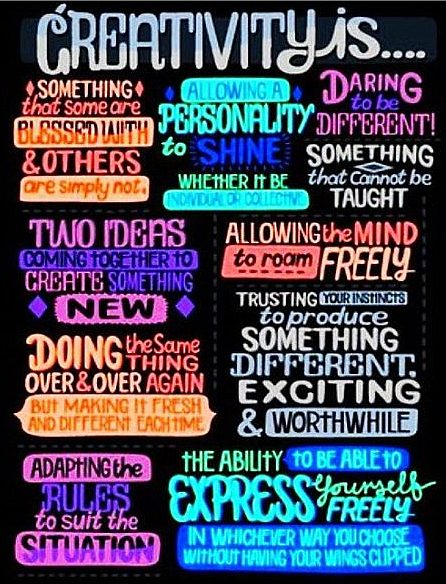 Quotes On Creativity | What Is Creativity Quote Picture