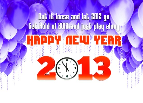 new year 2013 quotes