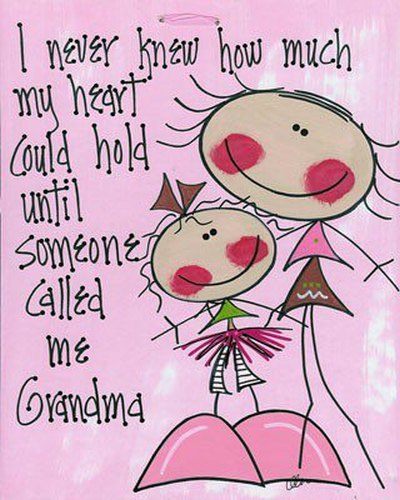Call me grandma quotes