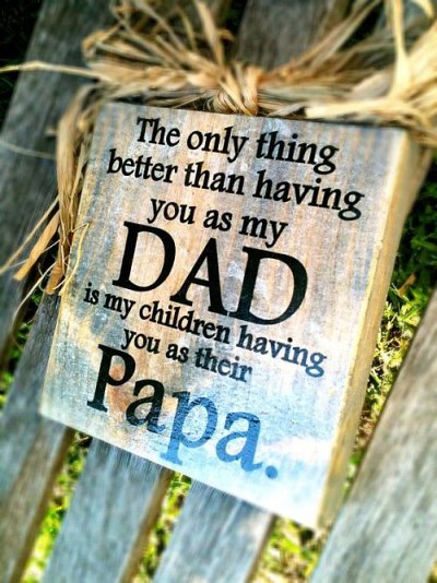 Dad Children Papa quote