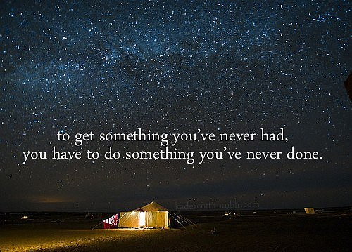 Get Something Life Quote