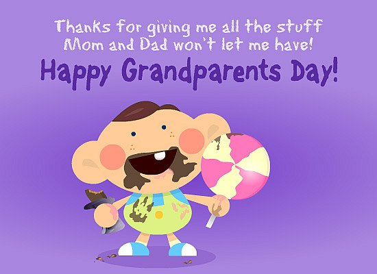 Grandparents funny quote