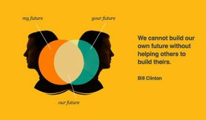 We Cannot Build Our Own Future
