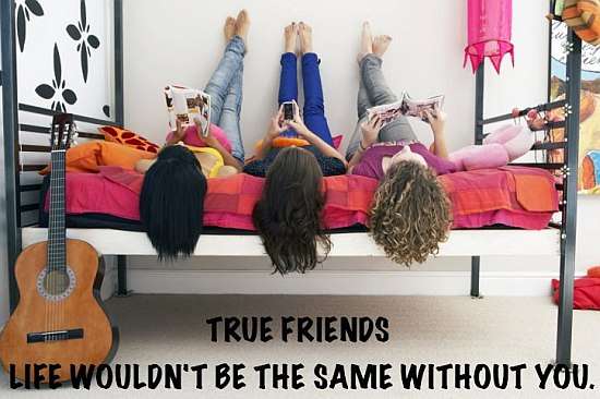 About True Friends