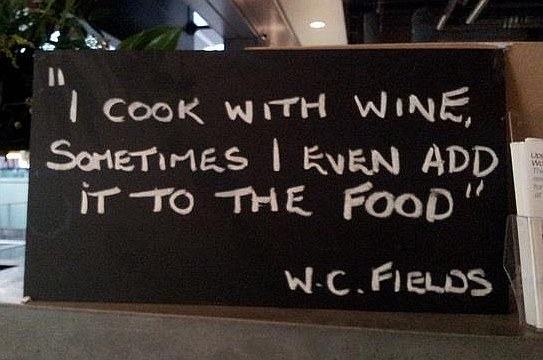 Wine funny quote