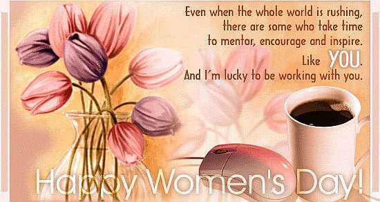 Women's day Quote