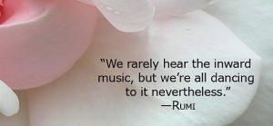 We Rarely Hear The Inward Music