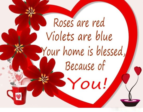 Roses Are Red Violets Are Blue Quote Picture