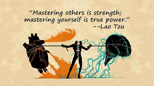 Mastering Others Is Strenght